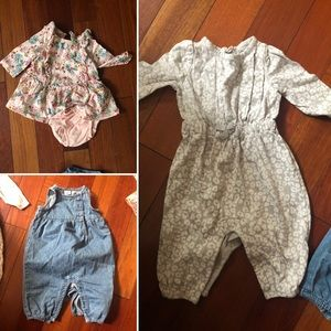 Kids Baby Gap 3 Outfit Bundle 0-3 Months